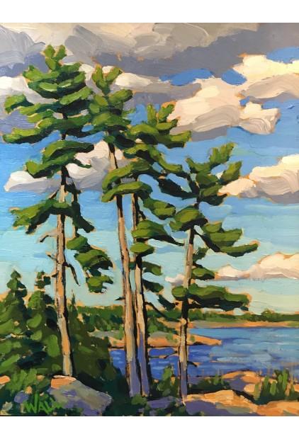 Bryan Wall – Sagamok Pines