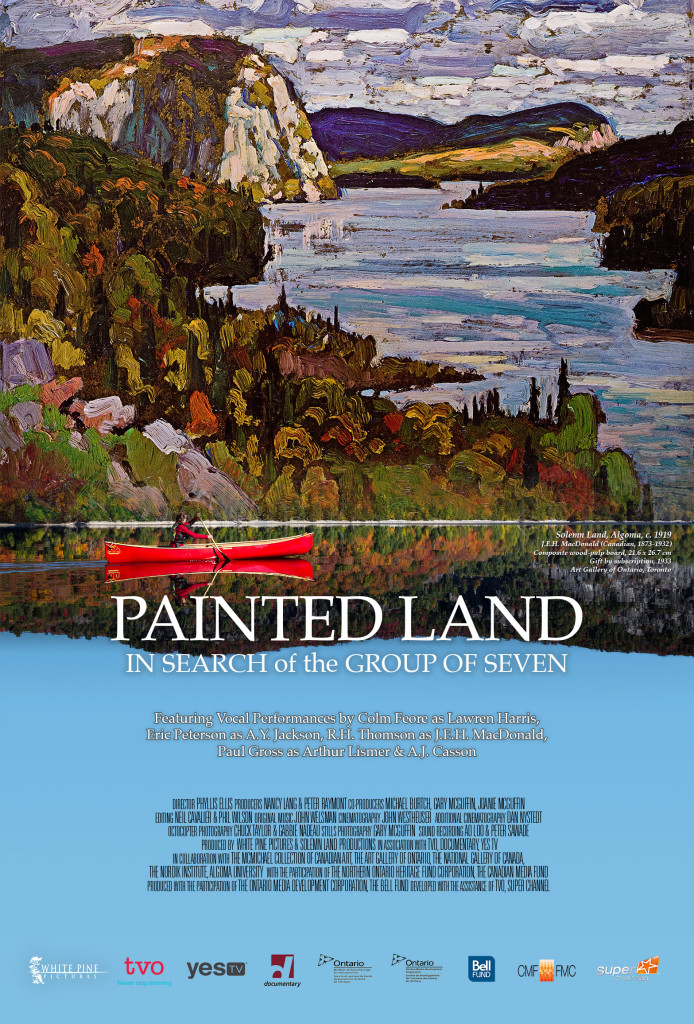 Painted Land movie poster