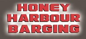 Honey Harbour barging