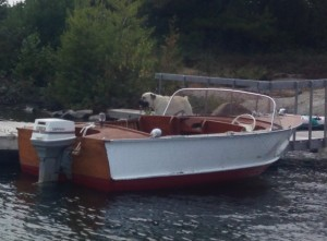 Thomson Boat