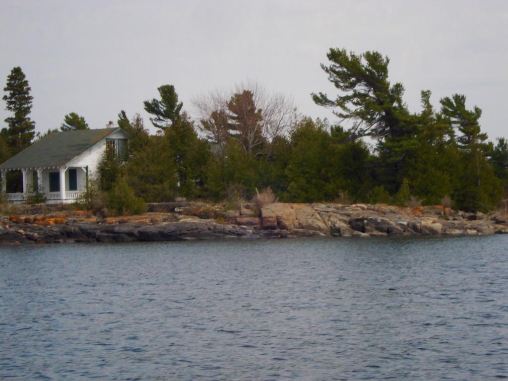 Thomson cottage