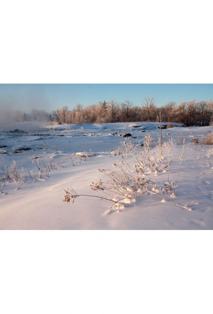 Ralph Grose – Frosty Morning at Port Severn